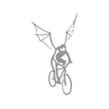 bicicletastencil